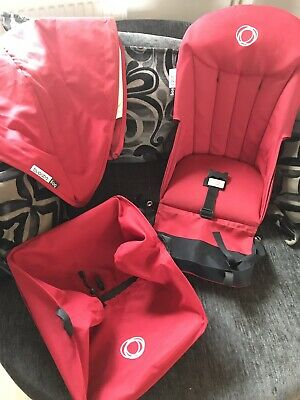 Bugaboo Frog Fabric Set (seat, Hood, Basket)