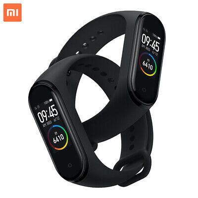 "Xiaomi Mi Band 4 Inteligente Pulsera 0.95"" Color Pantalla 50M Rastreador Negro"