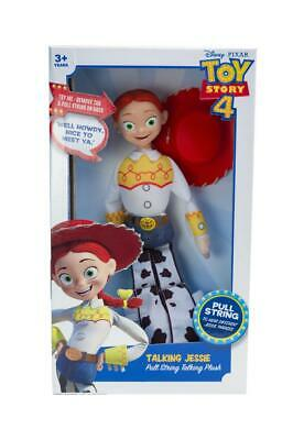 Disney Pixar Toy Story 4 Talking Jessie Plush Toy