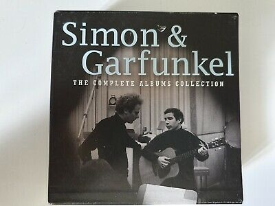 Simon And Garfunkel The Complete Albums Collection Cd Box Set