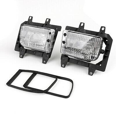 FOG LIGHTS FOR BMW F10 /& F11 5 SERIES M5 /& M SPORT BUMPER ONLY 03//2010-06//2013