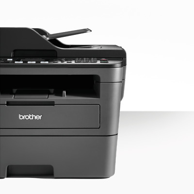 Brother A Grade MFC-L2710DW Wireless 4-in-1 Mono Laser Printer - Free Shipping