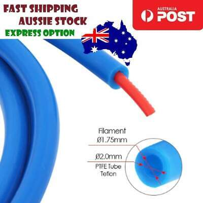 1M PTFE Tube 1.75mm Bowden Extruder Filament ID 2.0mm OD 4mm - Asia Sell
