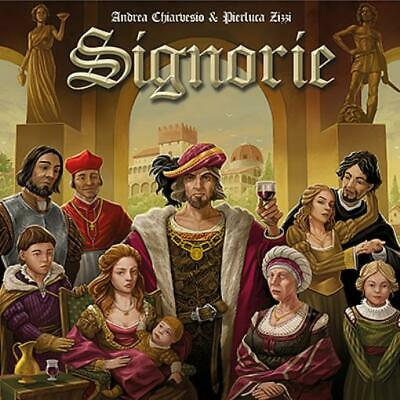 What's Your Game Boardgame Signorie Box NM-