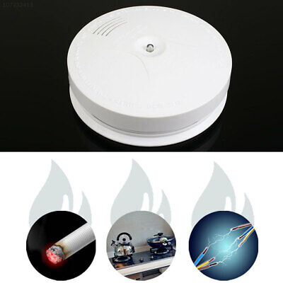 4DAE Wireless Smoke Detector Safety Shop Store Security System Fire Alarm