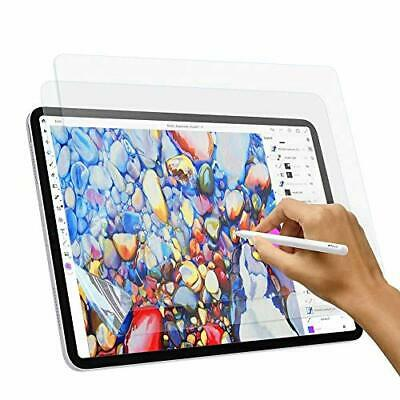 Paperlike Screen Protector for iPad Pro 12.9 2018 Compatible with Apple Pencil