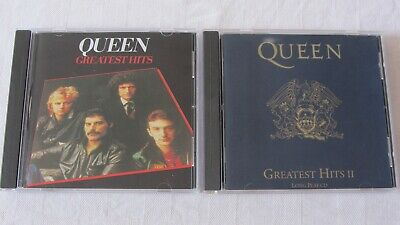 Queen * Greatest Hits I & II * 2x CD * ( sehr gut+ ) * 1991 *