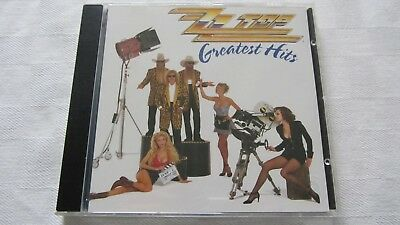 ZZ Top * Greatest Hits * CD * ( Top Zustand ) * 1992 *