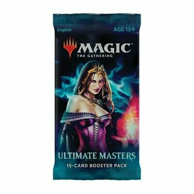 Mtg 5X Ultimate Masters Boosters