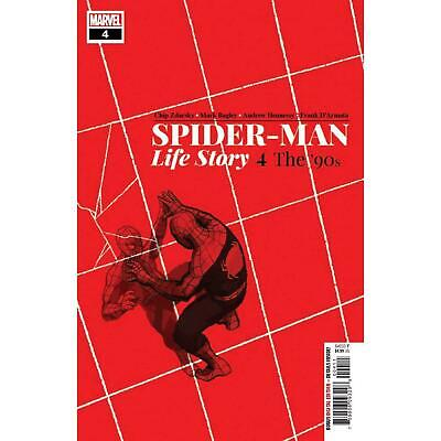 Spider-man Life Story #4 The 90's Marvel Comic 1st Print 2019 unread NM