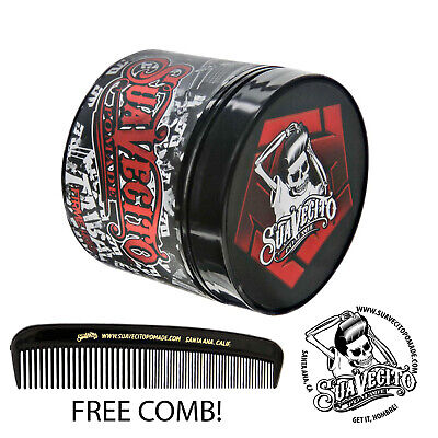 Suavecito X Tribal Firme (Strong) Hold Pomade