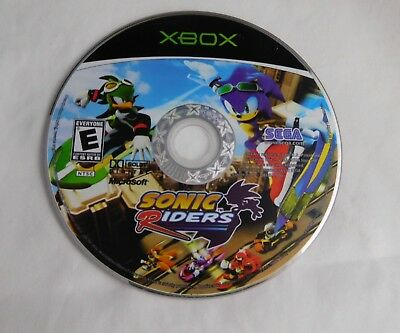 Sonic Riders (Microsoft Xbox, 2006) DISC ONLY Tested