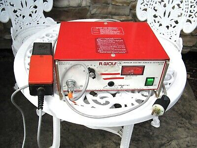 R.Wolf Bipolar Electro Surgical Generator 2075U With Footswitch
