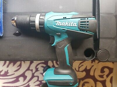 Makita HP457D 18v G-Series Cordless Combi Hammer Drill Driver Body **NEW**UK**