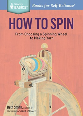 Smith, Beth-How To Spin (UK IMPORT) BOOK NEW