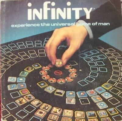 Gamut of Games Boardgame Infinity (Square Box Edition) Box VG+