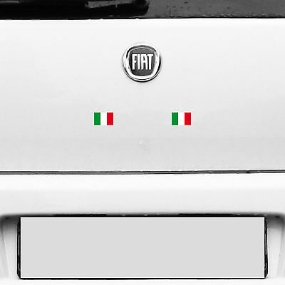 2 Tattoo Sticker 3cm Car Film Italy Italy Mod Scooter Vespa Scooter