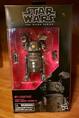 """Star Wars Black Series #88 Dr Aphra's droid BT-1 (BEETEE) 6"""" Inch & IN STOCK!"""