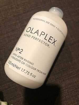 OLAPLEX Bond Perfector No° 2/ For HIGHLIGHTS OR COLORED HAIR AUTHENTIC 17.75 Oz