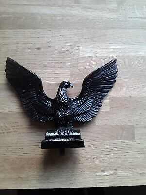 Vienna Regulator Wall clock eagle for top pediment reproduction spare parts