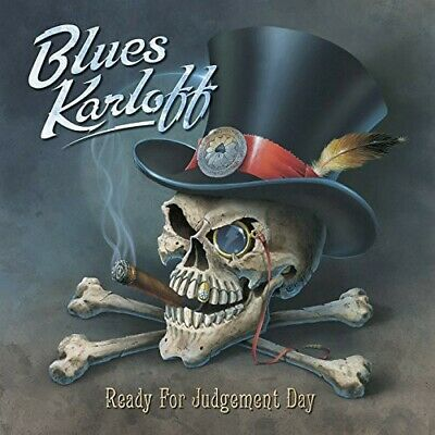 Blues Karloff - Ready For Judgement Day [CD New]