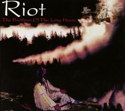 Riot - The Brethren Of The Long House CD Metal Blad NEW