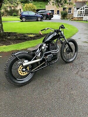 Rotax Armstrong Bobber chopper 1971 custom motorcycle