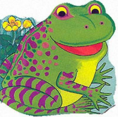 Pocket Frog (Pocket Pals) by , NEW book, FREE & , (Board book)
