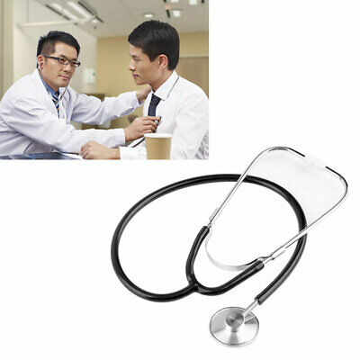 Pro Single Head EMT Stethoscope for Doctor Nurse Vet Medical Student Blood MT