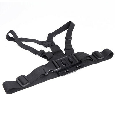 Adjustable Chest Belt Body Strap Mount Harness For GoPro Hero 4 3+ 3 Camera B6O4