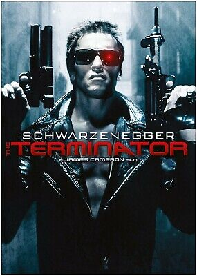 The Terminator Classic Movie Large Poster Art Print Maxi A0 A1 A2 A3 A4