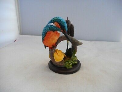 """THE COUNTRY BIRD COLLECTION(8cms high)""""THE KINGFISHER"""""""
