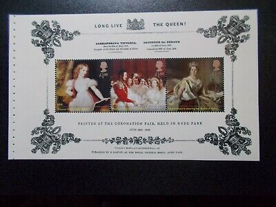 GB 2019~Victoria~Prestige Stamp Booklet Pane 1~ex DY30~UK Seller