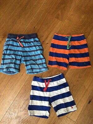 Boy Short Bundle (Joules And Frugi) 12-18 Months