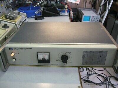 Agilent HP Keysight 5087A Distribution Amplifier