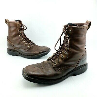 f48d654a66524 Ariat Cascade Brown Leather 8