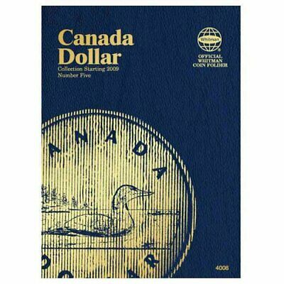 Canada Dollar Collection Starting 2009, Number 5 9780794840082 | Brand New