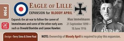 GMT Wargame Bloody April - Eagle of Lille Expansion Zip NM