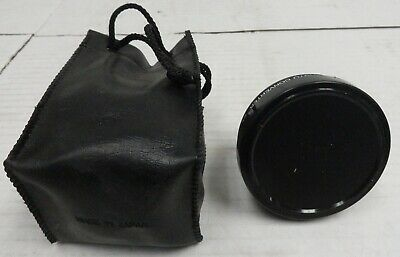 Tiffen Telephoto Converter 2X Lens With Bag  -  Made In Japan  (1B2.31.JK)