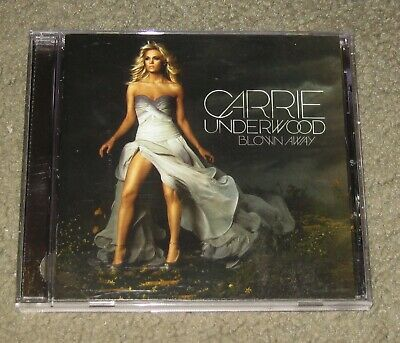 Carrie Underwood - Blown Away (CD, May-2012, Arista)