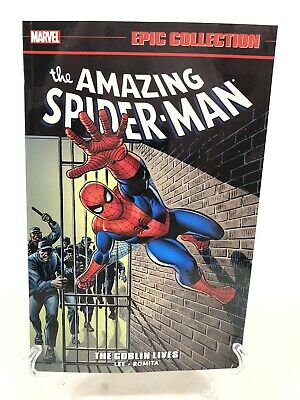 Spider-Man Epic Collection The Green Goblin Lives Vulture Marvel Comics New TPB