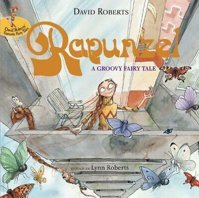 Rapunzel, Very Good Condition Book, Lynn Roberts, ISBN 9781843651826
