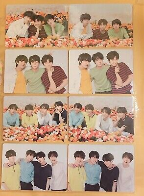 BTS Group Mini Photocard LOVE YOURSELF JAPAN ver. Official