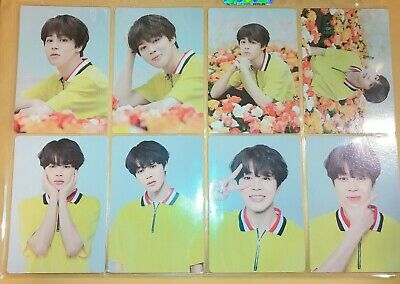 BTS Jimin Mini Photocard LOVE YOURSELF JAPAN ver. Official