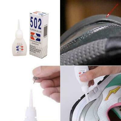 Super Glue Cyanoacrylate Instant Adhesive Strong Adhesion Fast Repair 2019 N5B9