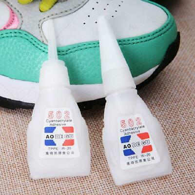 Super Glue Cyanoacrylate Instant Adhesive Strong Adhesion Fast Repair