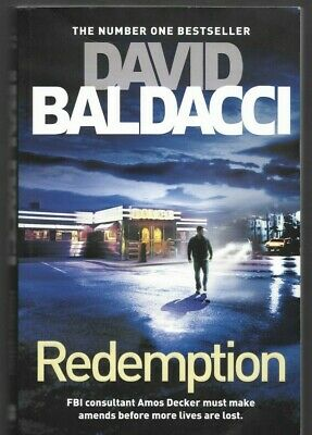 Redemption  by David Baldacci  (Soft Cover)