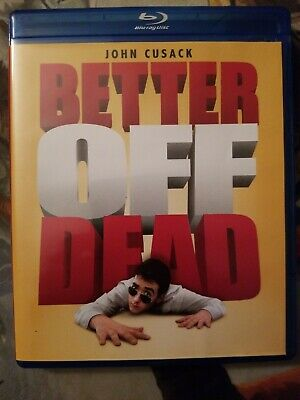 Better Off Dead (Blu-ray Used Very Good)