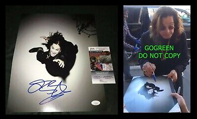 Ozzy Osbourne signed 11x14 photo proof JSA album record