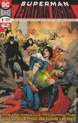 Superman Leviathan Rising Special (DC) #1 2019 NM Stock Image